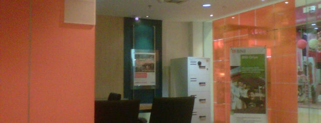 Bank BNI cabang Matos is one of Guide to Malang's best spots.