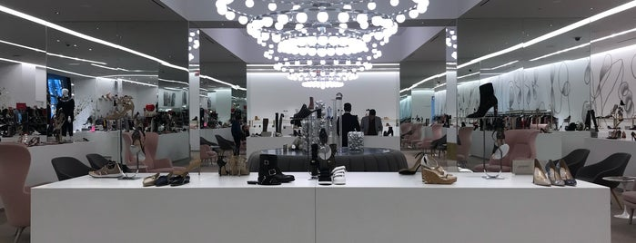 Saks Fifth Avenue is one of NYC Shopping.