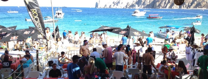 Mango Deck is one of The best Hotel bars in Cabo San Lucas..