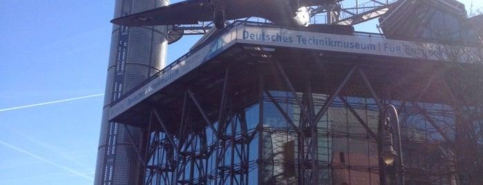 Deutsches Technikmuseum Berlin is one of #MuseumMarathon Berlin 2014.