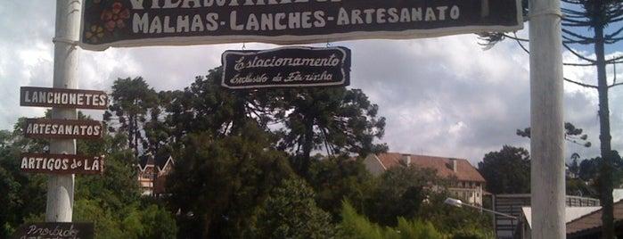 Vila do Artesanato is one of Os melhores passeios em Campos do Jordão.