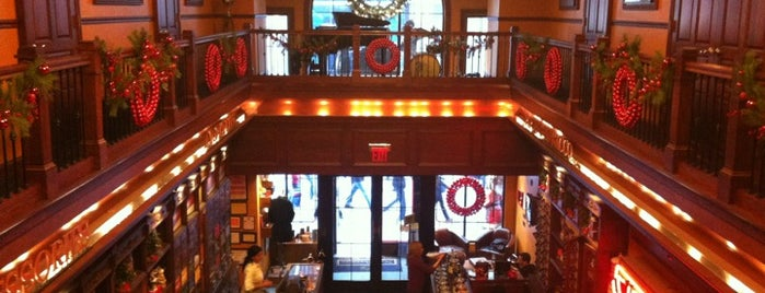 Nat Sherman Townhouse is one of NYC Bucket List.