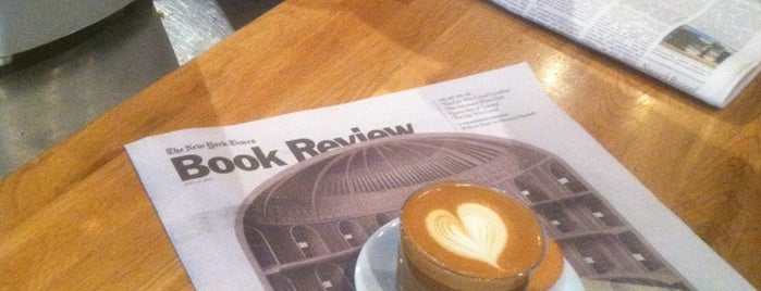 The Wormhole Coffee is one of Chicago Favorites.