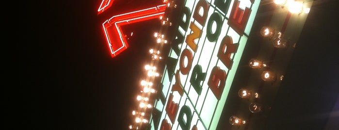 Logan Theatre is one of Chicago Favorites.
