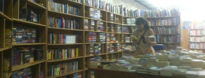 Powell's Bookstore is one of Stores To Check Out.