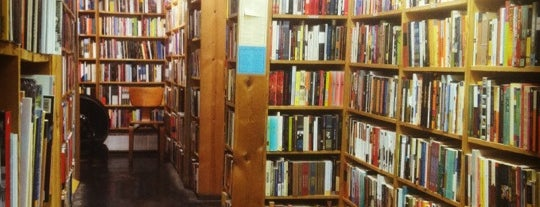 Seminary Co-op Bookstore is one of Chicago Favorites.