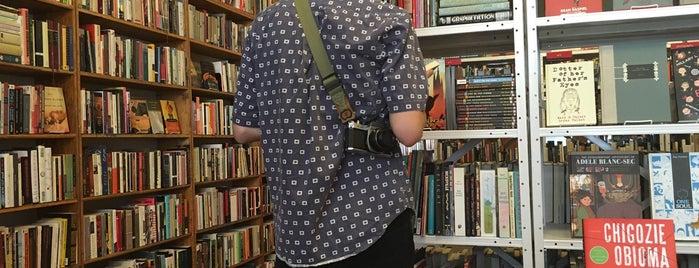 Pilsen Community Book Shop is one of Chicago Favorites.