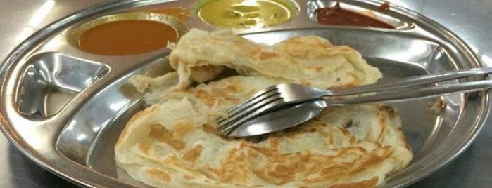 Restoran Sri Melur Jaya is one of KL Cheap Eats.