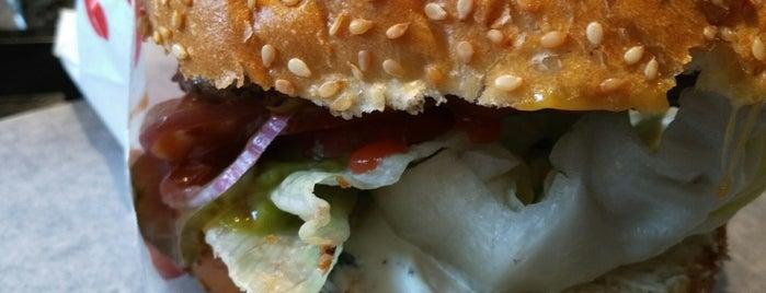 Bürger for u - Your Burger is one of Dinner FRM.