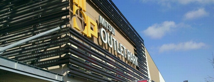 Mitsui Outlet Park is one of Mall in Kyoto.
