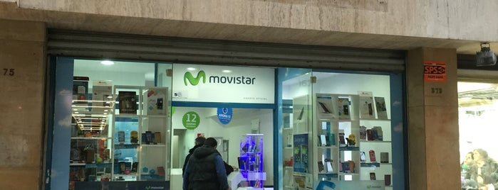 Movistar is one of mia.