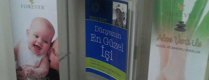 Çekirge Ofis is one of dostlardan tavsiyeler :).