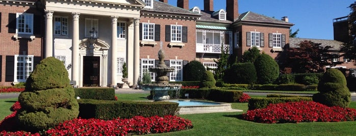 Glen Cove Mansion Hotel & Conference Center is one of Long Island.