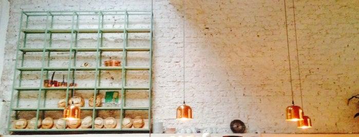 Dandin Bakery is one of Pastane & Dondurma.
