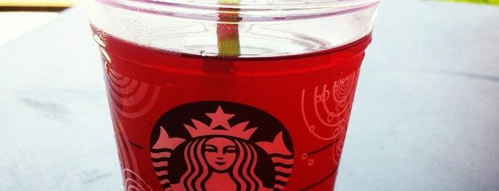Starbucks is one of ODU.