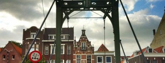 Historisch Delfshaven is one of Hip Rotterdam.