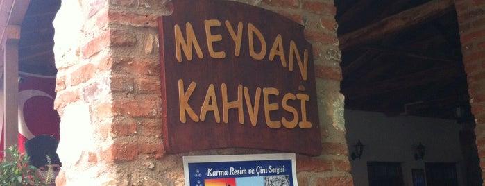 Meydan Kahvesi is one of İzmir.