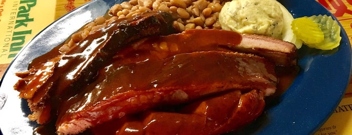 New Zion Bar-B-Q is one of Food Paradise.