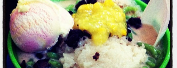 Wahab's Cendol is one of Ukay's Food.