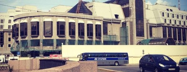 Заброшенный отель класса люкс «Северная корона» is one of Закладки IZI.travel.
