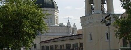 Иоанно-Предтеченский Ставропигиальный женский монастырь is one of Закладки IZI.travel.