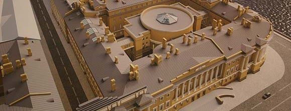 Президентская библиотека им. Б. Н. Ельцина is one of Закладки IZI.travel.