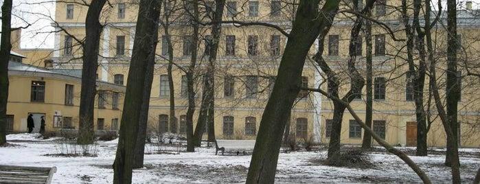 Музей Анны Ахматовой is one of Закладки IZI.travel.