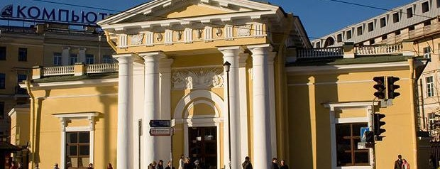 Сенная площадь is one of Закладки IZI.travel.