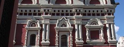 Церковь Георгия Победоносца. XVIIIв is one of Закладки IZI.travel.