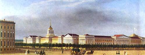 Дворцовая площадь is one of Закладки IZI.travel.