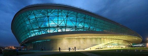 Адлер-Арена is one of Закладки IZI.travel.