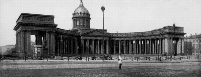 The Kazan Cathedral is one of Закладки IZI.travel.