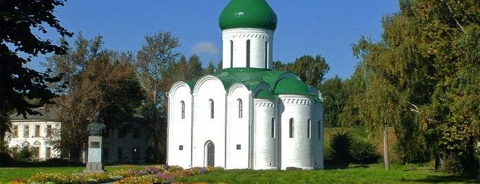 Спасо-Преображенский собор is one of Закладки IZI.travel.