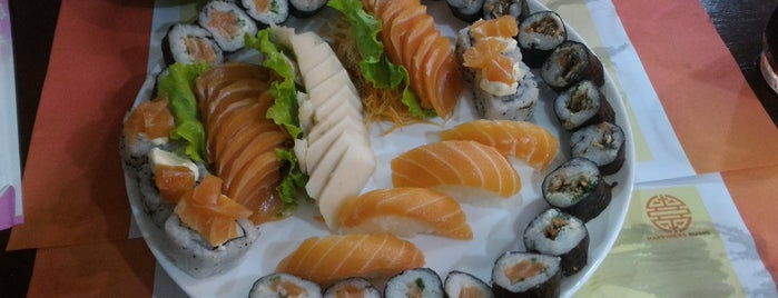 Happiness Sushi is one of Guia Rio Sushi by Hamond.