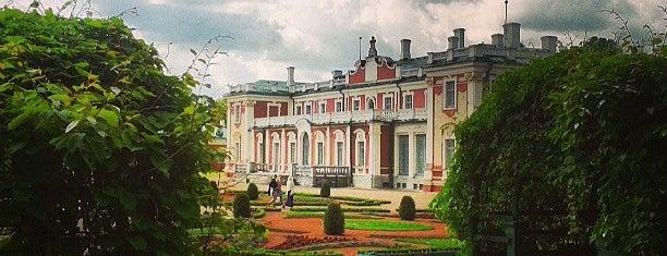 Kadriorg Palace is one of Tallinn #4sqCities.