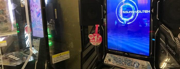 ゲームプラザセントラル 八王子店 is one of 遠く.