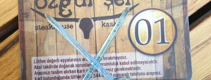 Özgür Şef Steak House is one of Deneyelim.