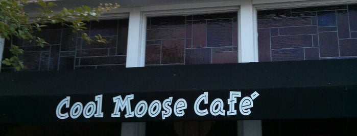 Cool Moose Cafe is one of JAX , FL.