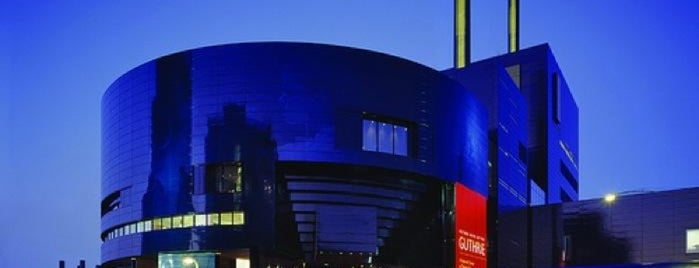 Guthrie Theater is one of Minnesota Places To Go.