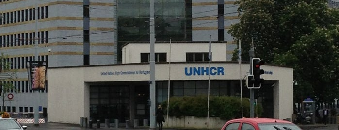 UNHCR - United Nations High Commissioner for Refugees is one of Your local guide to Geneva.
