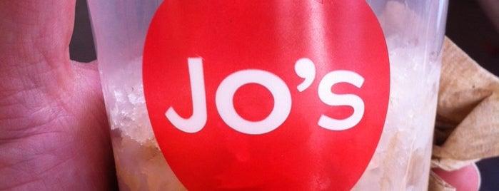 Jo's Coffee is one of Austin 2014.