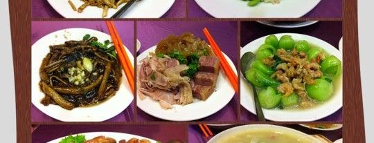 銀翼餐廳 Yin-Yih Restaurant is one of Restaurant @ᴛᴀɪᴘᴇɪ.