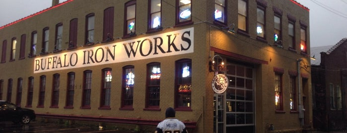 Buffalo Iron Works is one of The Best of Buffalo, NY.