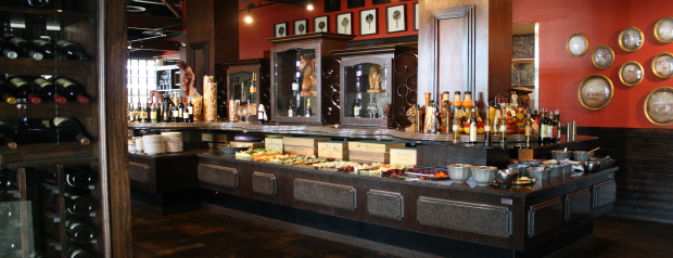 Rafain Brazilian Steakhouse is one of DFW -More Great Food.