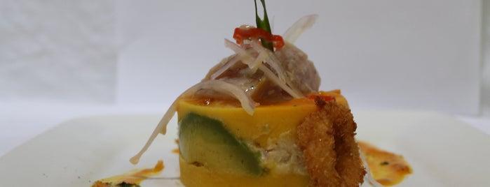 La Pinta is one of Restaurantes.