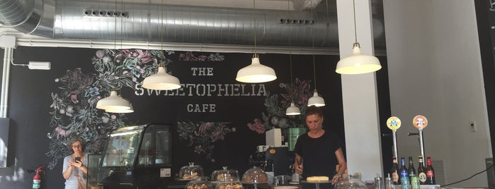 The SweetOphelia Cafe is one of Dog friendly.