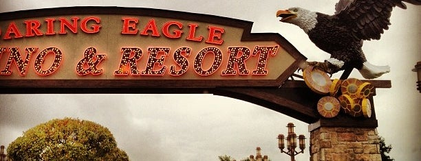 Soaring Eagle Casino & Resort is one of Fun Go-to-Spots.