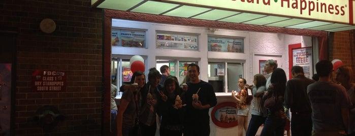 Rita's Water Ice is one of The 15 Best Ice Cream Shops in Philadelphia.