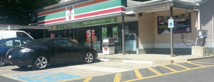 7-Eleven is one of PLACES.