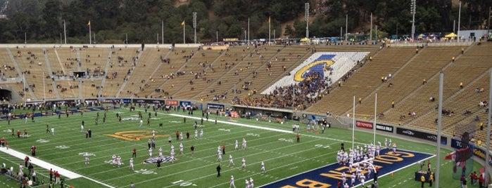 California Memorial Stadium is one of Sporting Venues~Part 2....
